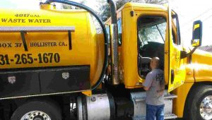 SOS Septic Tank Services in Hollister