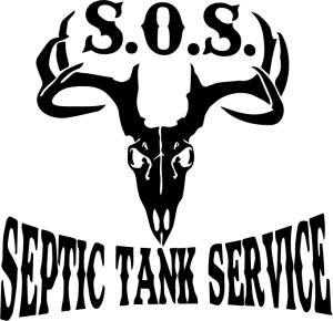 SOS Septic Tank Service Logo